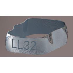 Pierścienie Orto. 6 dół prawy LR6 Roth 022